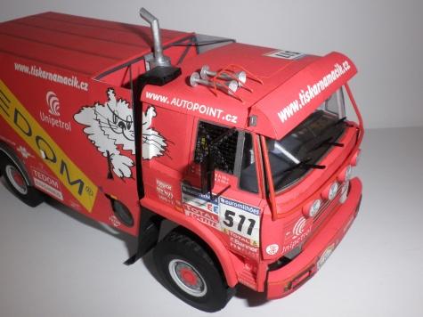 Liaz 111.154 Dakar 2006