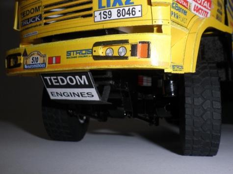 Liaz 111.154 Dakar 2007