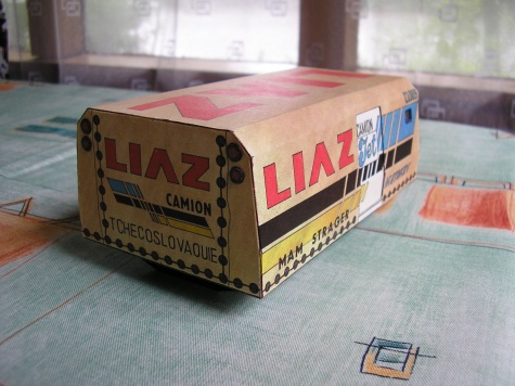 LIAZ 111.154 DAKAR 88