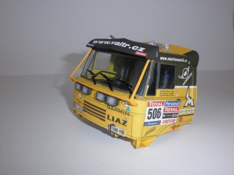 Liaz 111.154 VK Dakar 2010