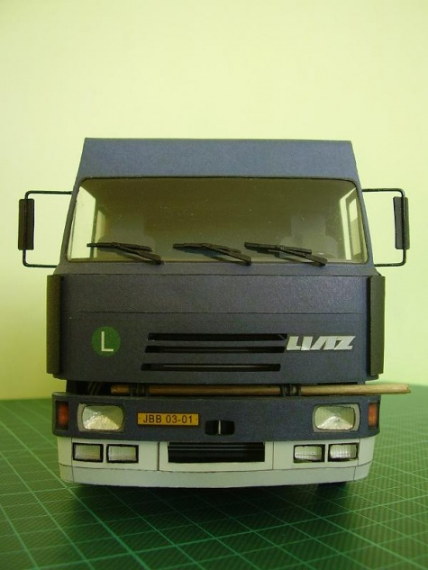 Liaz 18.33 PB/HR