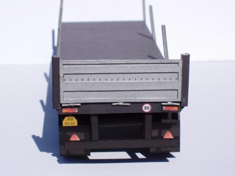 Liaz 18.33 PB/HR s přívěsem PV 24.18