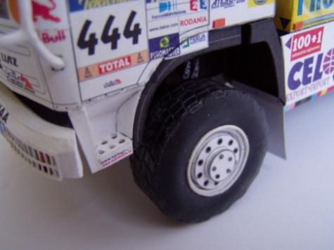 Liaz 4x4 111.154 Dakar 2003