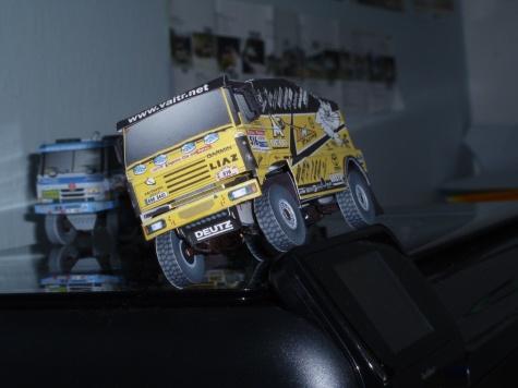 LIAZ 4x4 DAKAR 2009