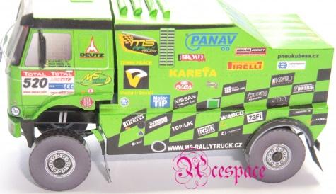 Liaz 4x4 Dakar Deutz