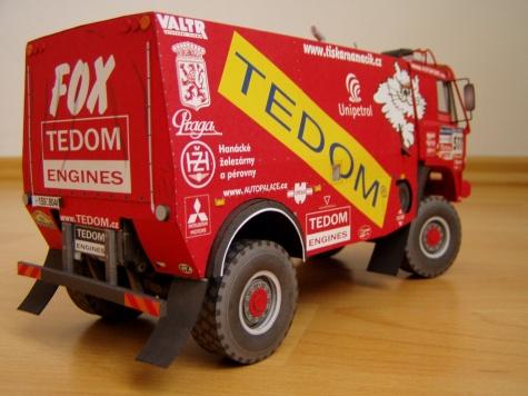 Liaz Dakar 2006