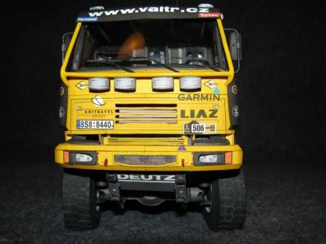 LIAZ Dakar 2010 - Macík