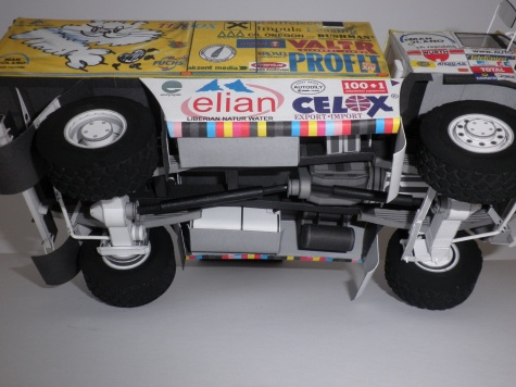 Liaz Dakar 4x4 111.154