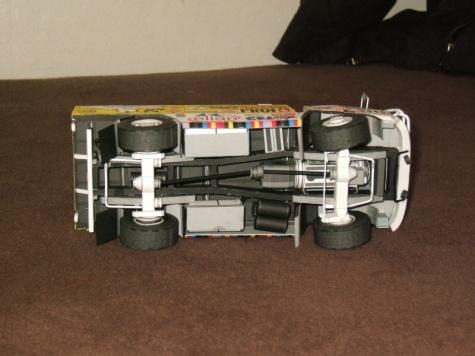 LIAZ DAKAR 4x4 2003