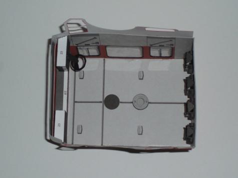 Liaz XA 18.29 CAS K 25