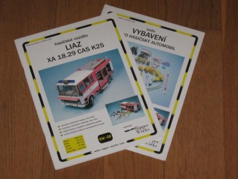 Liaz XA 18.29 CAS K25