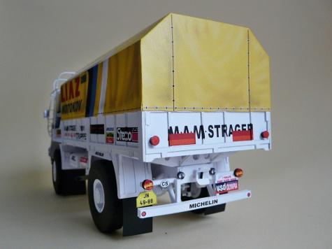 Liaz 100.55 D Dakar 1985