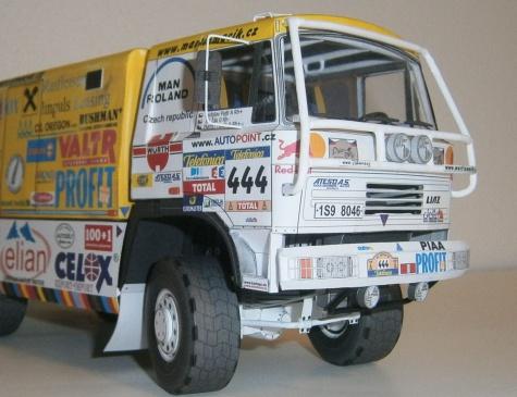 LIAZ 111.154 4x4 Dakar 2003