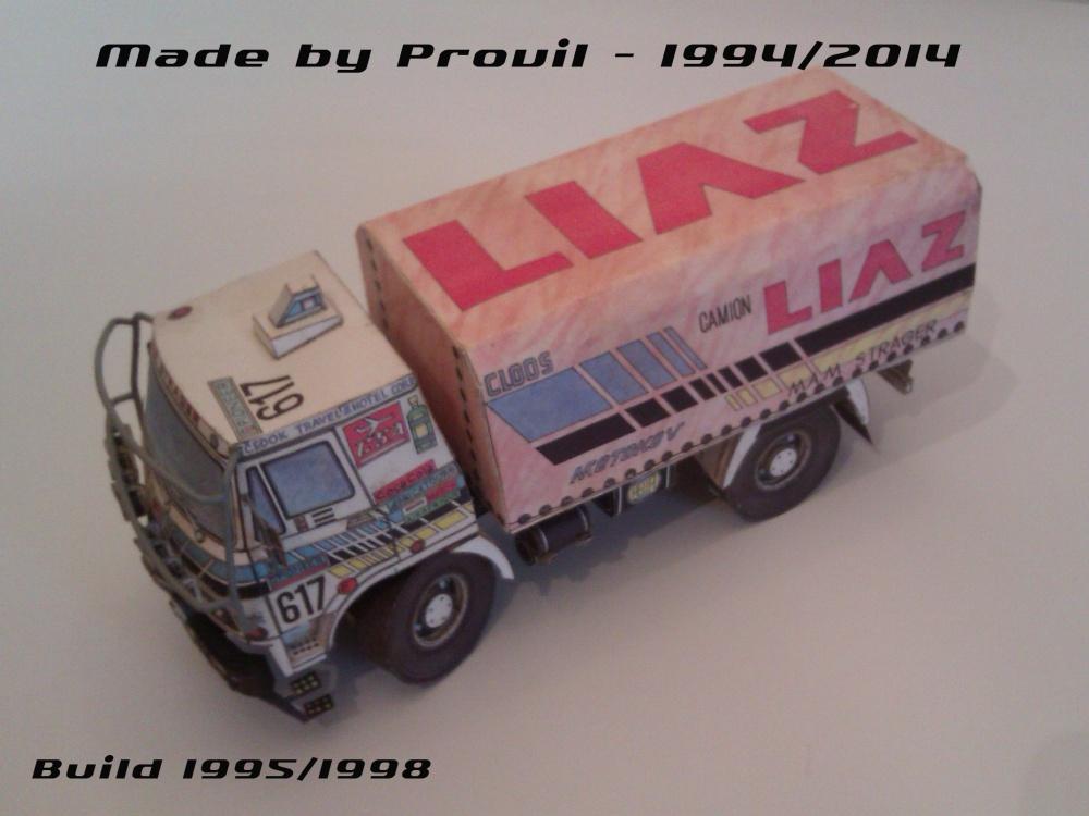 LIAZ 111.154 Dakar (1988)