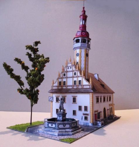 Liberecká radnice