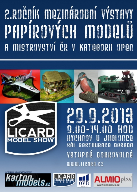 Licard Model Show  2013