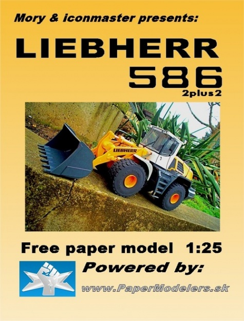 Liebherr 586 2plus2