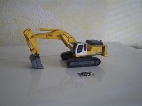 Liebherr 964 Litronic