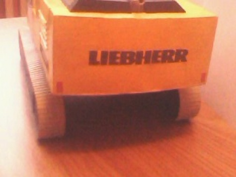 Liebherr Escalator 924