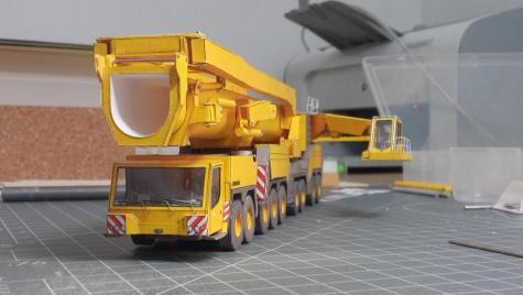 Liebherr LTM 11200