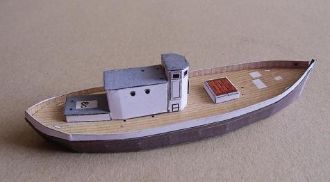 Lightship 2 - british cuter 1940
