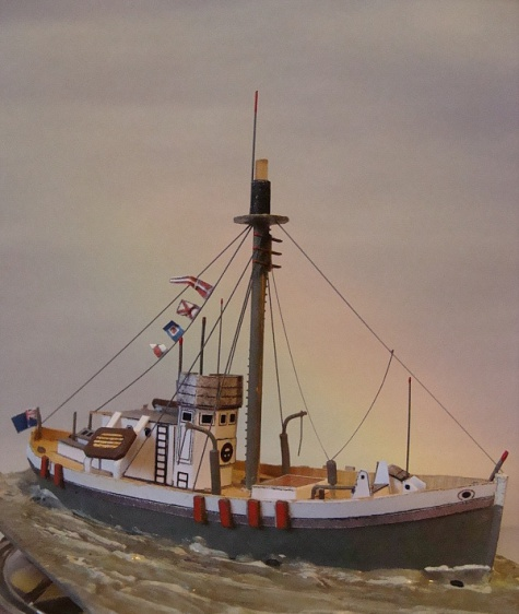 Lightship 2 - british cuter 1940