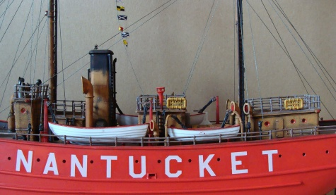 lightship Nantucket.