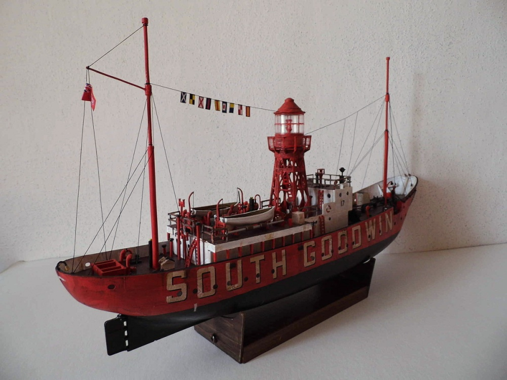 lightship South Goodwin