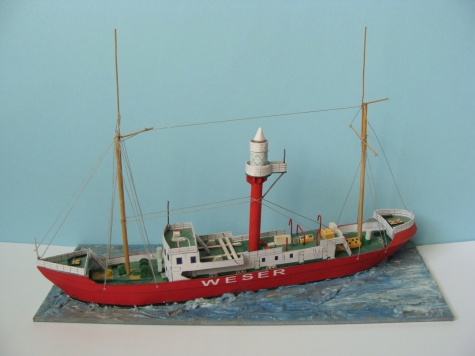 lightship Weser
