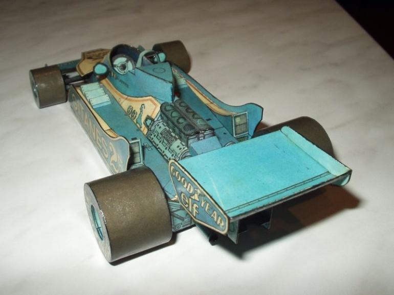 Ligier Gitanes JS 11