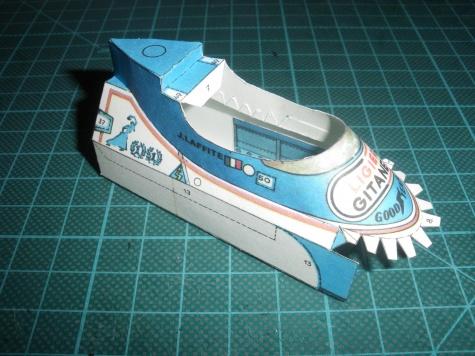 Ligier JS 11