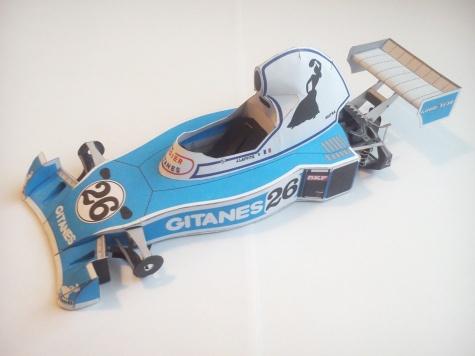 Ligier JS5, 1976 Jacques Laffite