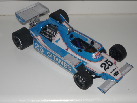 Ligier JS11