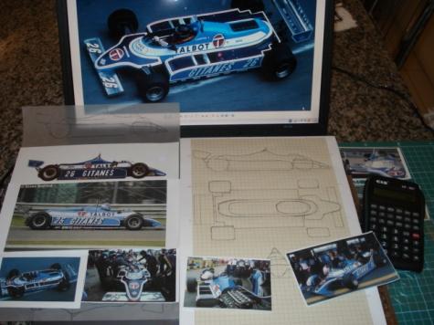 Ligier JS17 1981