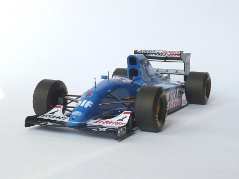 Ligier JS39 (1993; Blundell)