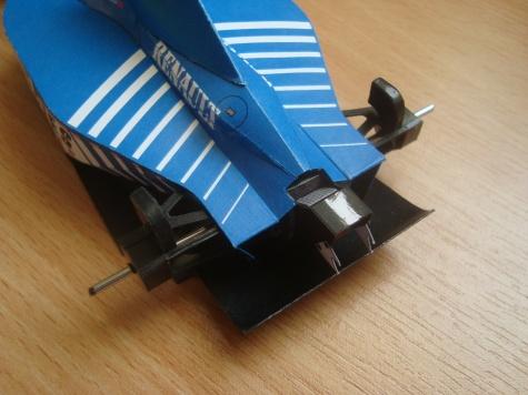 Ligier JS39 - 1993 - Mark Blundell
