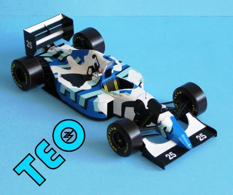 Ligier JS39 Pratt