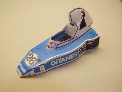 Ligier JS5, 1976, J. Laffite