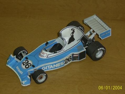 Ligier JS5  J.Laffite  1976