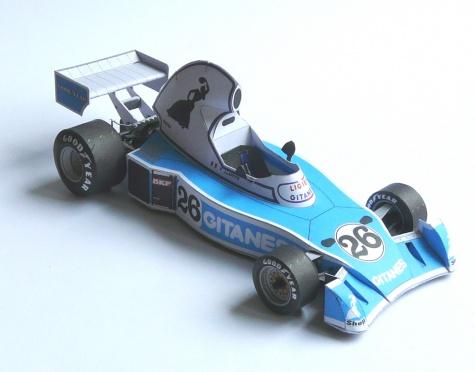 Ligier JS5, 1976