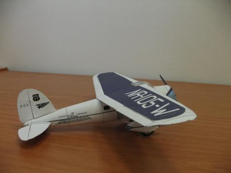 Lockheed Vega 5b - Winnie Mae
