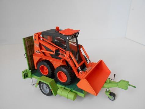 Locust L752 s vozíkem