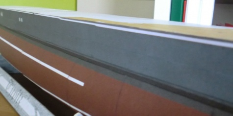 PAPER MODELS - BISMARCK, HOOD, TIRPITZ, SCHARNHORST, FUSO, YAMATO 1:200 20120726093825-169152-v