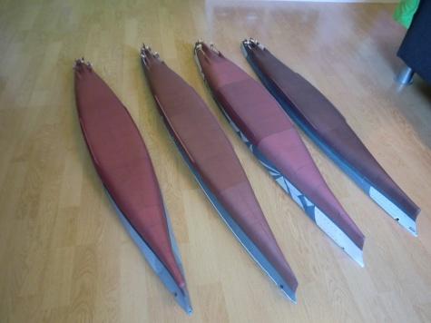 PAPER MODELS - BISMARCK, HOOD, TIRPITZ, SCHARNHORST, FUSO, YAMATO 1:200 20121009095545-177245-v