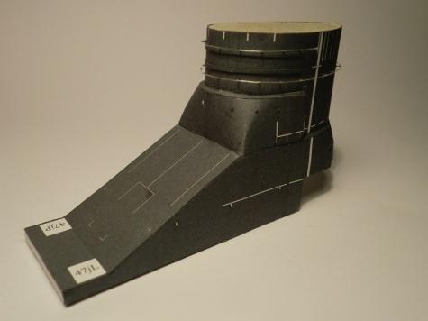 PAPER MODELS - BISMARCK, HOOD, TIRPITZ, SCHARNHORST, FUSO, YAMATO 1:200 20131020070926-221474-v