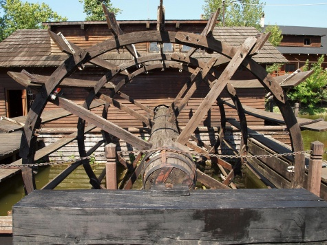 Lodný mlyn v Kolárove