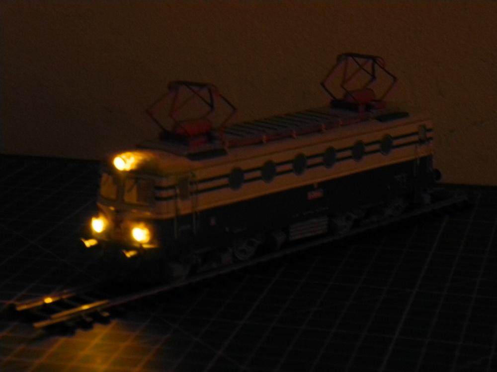 Lokomotíva E499.004 Bobina
