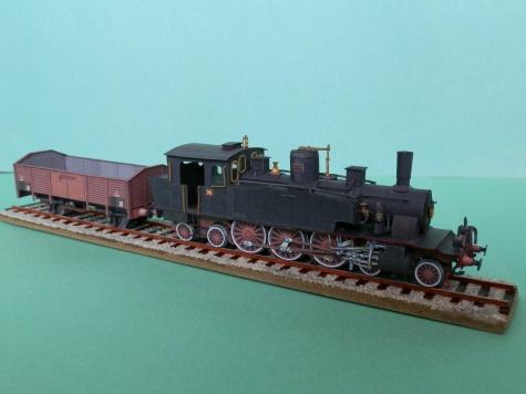 lokomotiva gr.950 FS