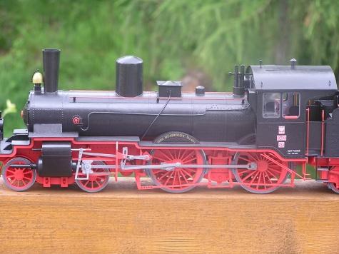 Lokomotiva Od2 + osobní vagony serie Cid