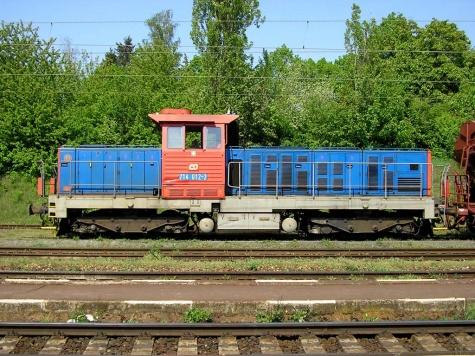 Lokomotíva řady 714